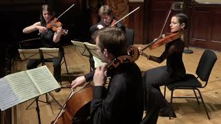 Castalian Quartet - Beethoven String Quartet in E minor, Op. 59 No. 2, 'Razumovsky'