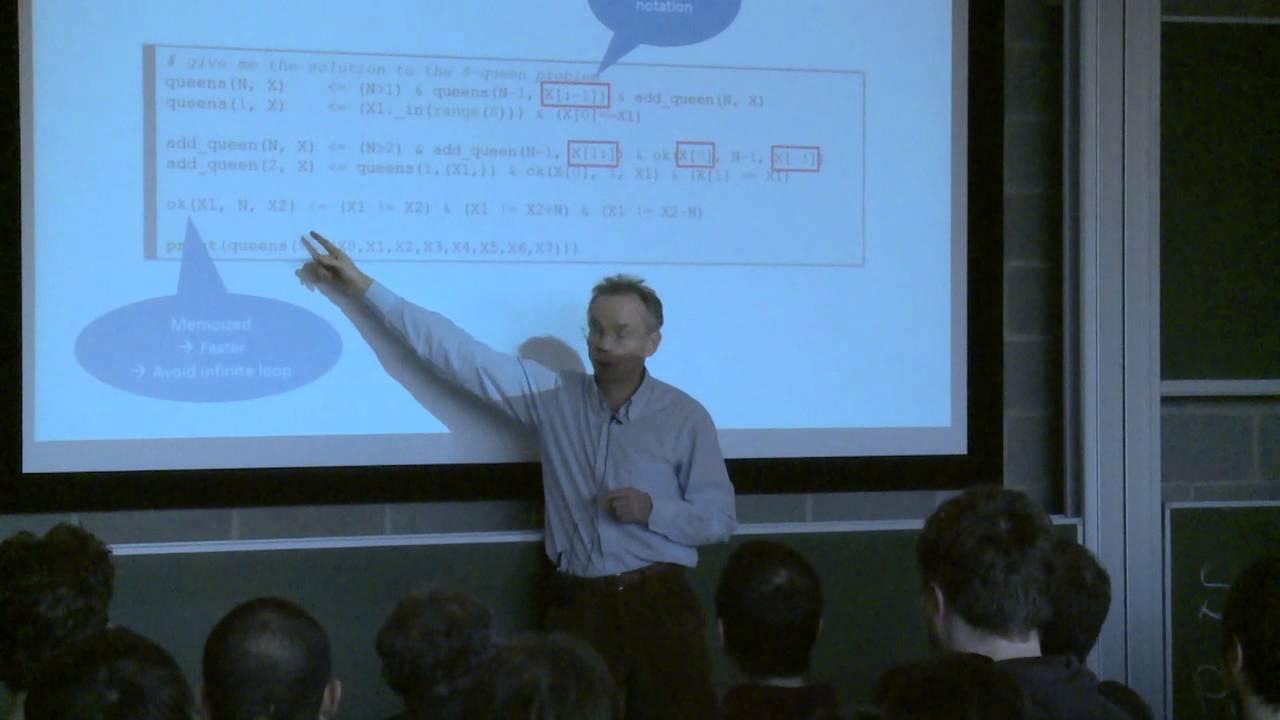 Logic Programming in Python