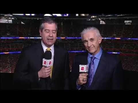 Super Bowl LIII Intro (ESPN Deportes) Rams vs. Patriots