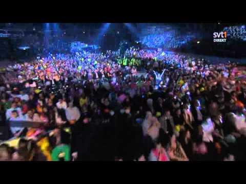 Eric Saade - Popular  Melodifestivalen 2011 - Copyright Act 1976
