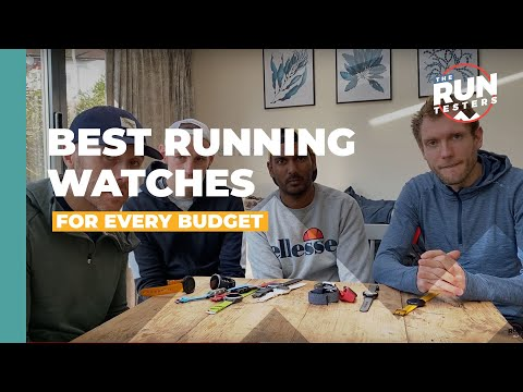 Expert Guide to the Best Running Watches for Every Budget 2020 | Feat Garmin, Polar, Coros, Apple