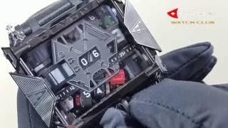 Сумасшедшие часы Devon Works Thread Star Wars 1