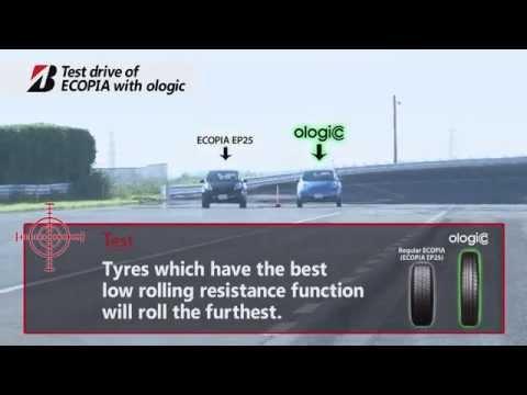 เทคโนโลยีใหม่ของยางประหยัดน้ำมัน ologic