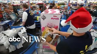 Retail stores take a hit this Black Friday