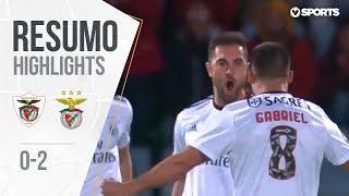 Highlights   Resumo: Santa Clara 0-2 Benfica (Liga 18/19 #17)