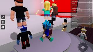 Roblox pick a side gameplay