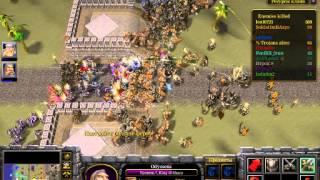 Прохождение карт Warcraft'а : Троянские войны