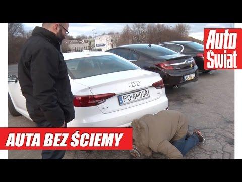 Audi A4 kontra Peugeot 508 i Opel Insignia – Auta bez ściemy