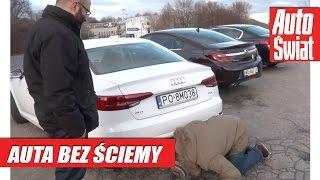 Audi A4 kontra Peugeot 508 i Opel Insignia - Auta bez ściemy