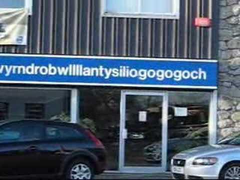 llanfairpwllgwyngyllgogerychwyrndrobwllllantysiliogogogoch pronounciation
