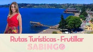 Rutas turísticas: Dani Urrizola nos mostró lo mejor de Frutillar - Sabingo