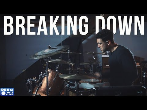 "I Prevail - ""Breaking Down"" Drum Playthrough 