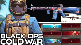 Black Ops Cold War: The 11 RAREST ITEMS You Can Own!