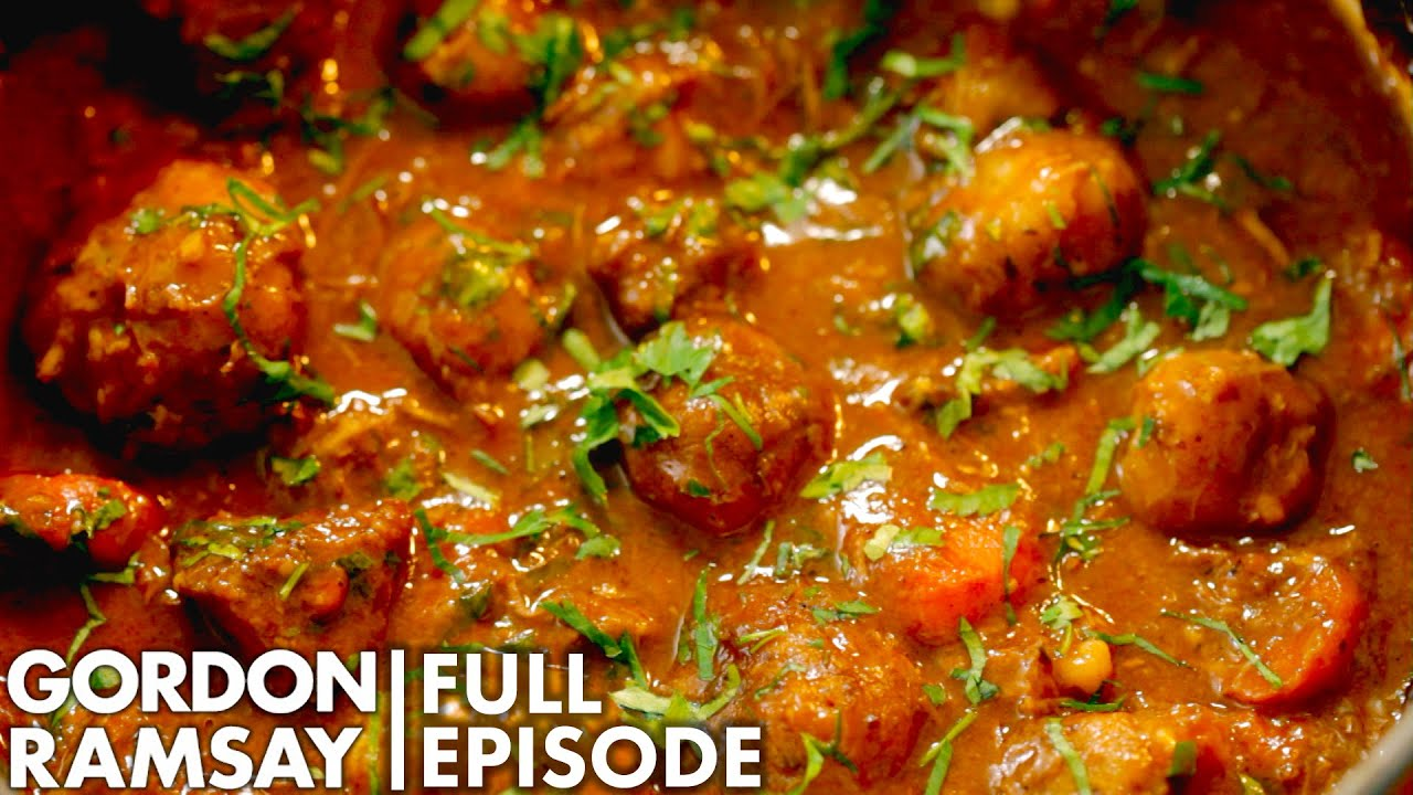 Gordon Ramsay's Hearty Recipes | Home Cooking FULL EPISODE