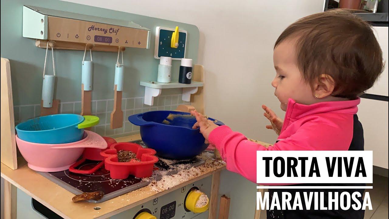 TORTA VIVA MARAVILHOSA BY ELLA AND ME