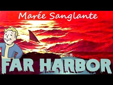"""Fallout 4 DLC Far Harbor Marée sanglante """"part1"""" #3"""