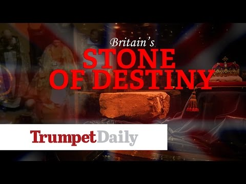 Britain's Stone of Destiny  The Trumpet Daily