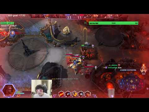 Qhira Final Strike - Qhira vs Sonya! - Grandmaster Storm League