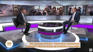 XXI. Század Intézet: Fontosak maradnak a nemzeti megoldások bevándorlásügyben