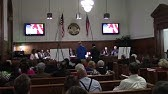 7. Public Hearing VA-2019-08 Rezoning PMD to CH 1394 North St. Augustine