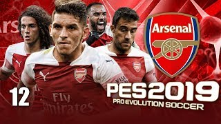 CRAZY REACTION TO RED CARD!! | PES 2019 ARSENAL MASTER LEAGUE #12 (PC 60fps Gameplay)