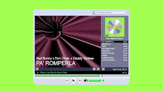 PA' ROMPERLA REMIX - Bad Bunny x Don Omar x Daddy Yankee (Albert González x 4BEATs Remix)