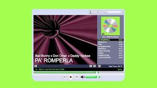 PA' ROMPERLA REMIX - Bad Bunny x Don Omar x Daddy Yankee (Albert González x 4BEATs Remix)