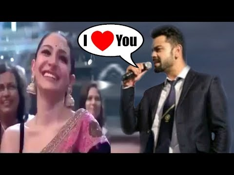 Virat Kohli EXPRESS His LOVE For Wife Anushka Sharma By Singing a ROMANTIC Song For Her Mp3