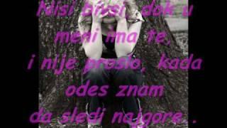 Dara Bubamara-Mili moj lyrics