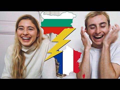 Французин VS Български език