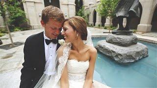 Southern Hills wedding film {Tulsa wedding video}