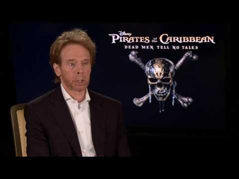 Pirates of the Caribbean: Dead Men Tell No Tales: Jerry Bruckheimer Official Movie Interview
