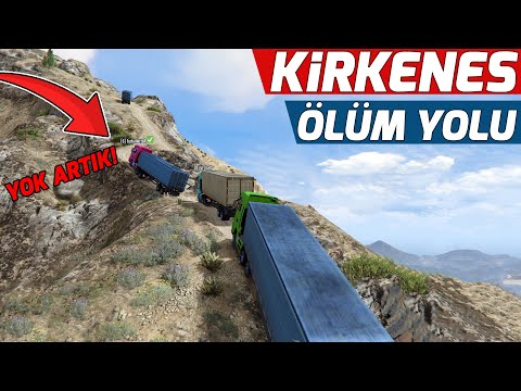 KİRKENES DAĞINA ZORLU TIRMANIŞ // GAZOZCUTV İLE KACAKTV ETS 2 YETENEKLERİ !!