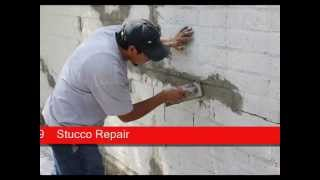 South Gate Stucco Repair / 20 % Off / Call Shafran  818-735-0509