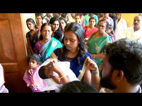New generation baptism