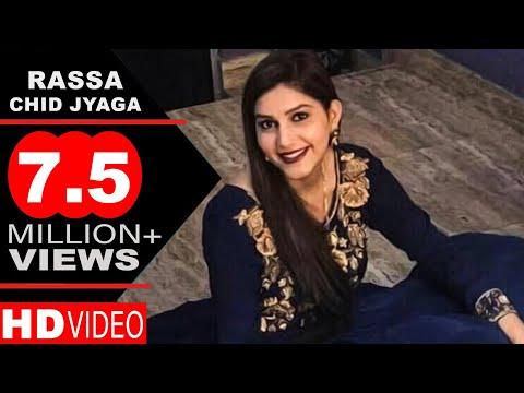 Sapna Dance 2016   Rassa Chid Jyaga   Vickky Kajla, Sapna Chaudhary   New Haryanvi Songs