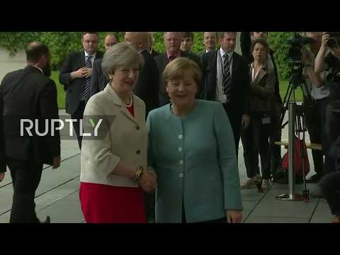 LIVE: Merkel hosts European leaders meeting ahead of G20 - Arrivals