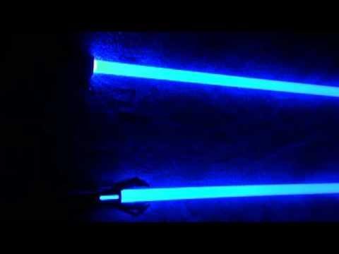 Ultrasabers Mid Grade Vs Heavy Grade Blade Comparisons