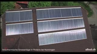 Paradigma XXL Solar in Roderis Schweiz by allsol Gmbh