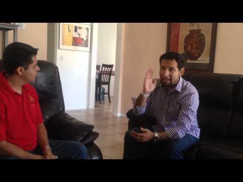 Entrevista con el Diamante Carlos Gutierrez
