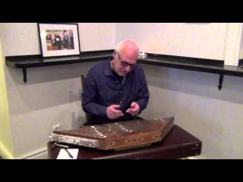 Mohammad plays santoor 2