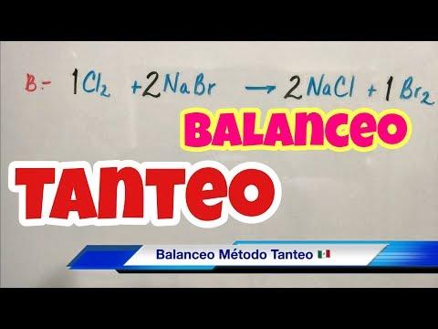 Balanceo Método De Tanteo (Parte 1)