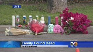 Family Of 4 Found Dead Inside Van Parked Outside CVS