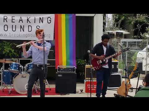 Castle on the Hill - Lucida (Ed Sheeran Cover) @ Breaking Sounds Melbourne
