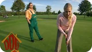 Golfen für Profis