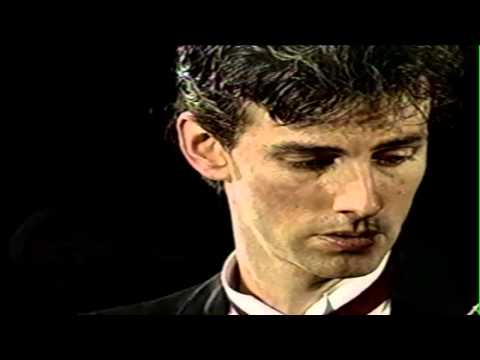 Lyrical Catalonian Folk Song performance 1990's - Italy
