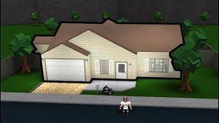 Small Suburban Renovation! | Roblox - Bloxburg (4k$)