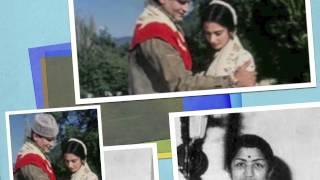 Karaoke Track - Medley : Din Sara Gujara (Junglee) - Uden Jab Jab (Naya Daur)