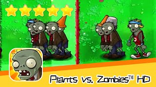 Plants vs  Zombies™ HD Adventure 1 Day Level 05 Walkthrough The zombies are coming! Recommend index