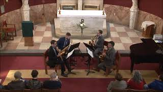 David Noon Saxophone Quartet No. 2